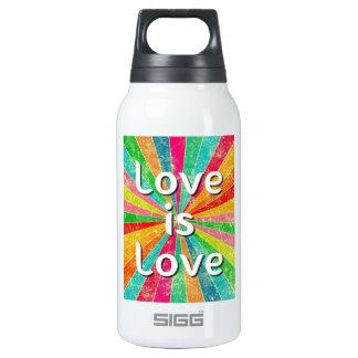 Love is Love Water Bottle Tumbler