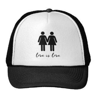Love is Love (Women) Trucker Hat