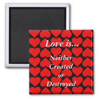 Love is magnet