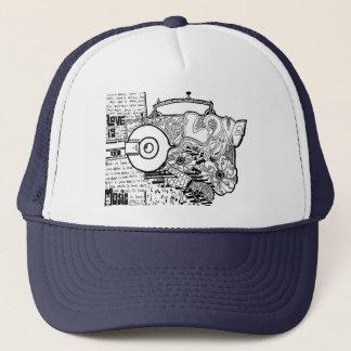 Love is Music Trucker Hat