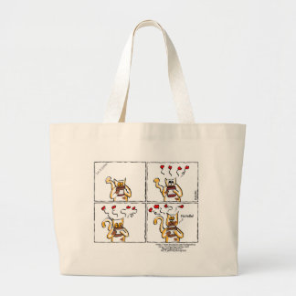Love is Nutella Large Tote Bag