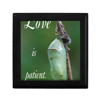 love is patient gift box