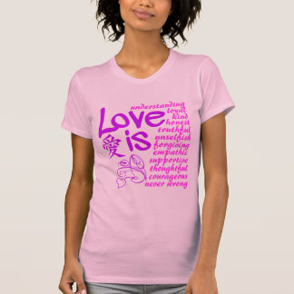 Love Is ... shirt - choose style & color