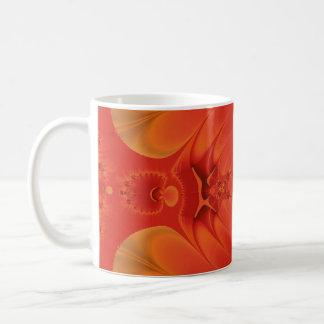 """Love is standing close"" Valentine Mug"