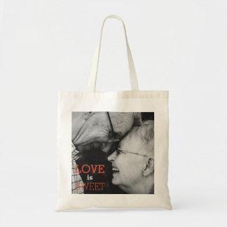 Love is Sweet! Feel the Love Tote Bag