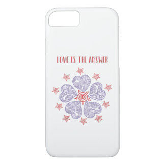Love is the Answer iPad iPhone Case