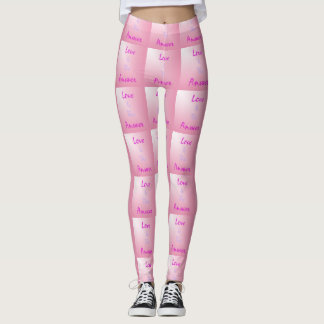 Love Is The Answer Leggings