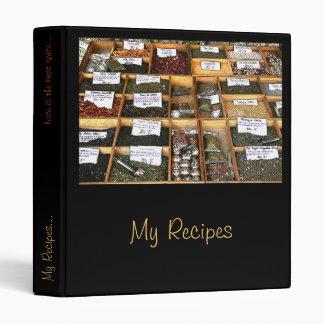 love is the best spice recipe binder