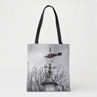 Love is the Direction Tote Bag