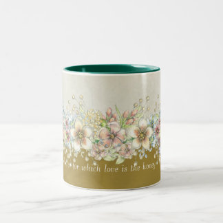Love is the honey - Coffee Mug