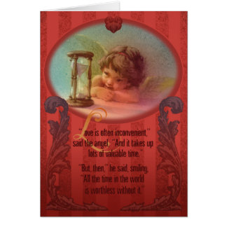 Love is Worth the Effort! - for Parents Card