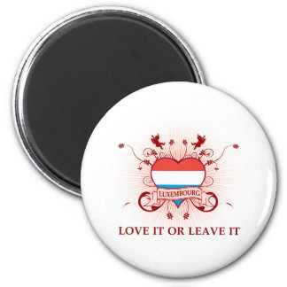 Love It Luxembourg Magnet