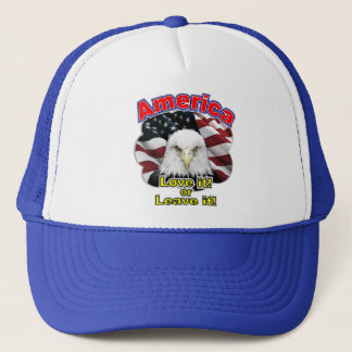 Love it or leave it Hat