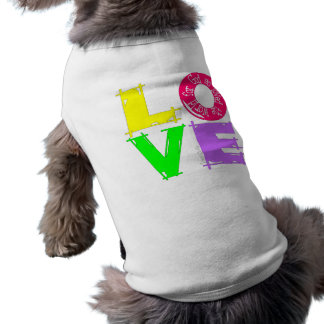 Love john316 doggie shirt