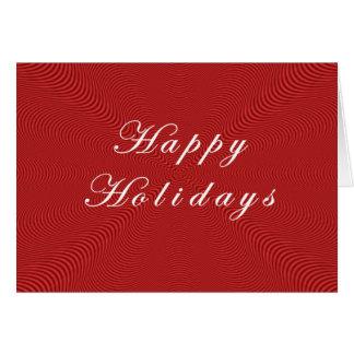 Love Joy and Peace Greeting Card