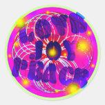 Love, Joy, Peace Stickers