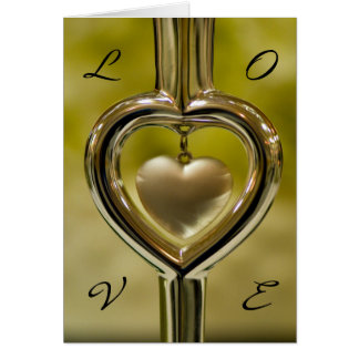 Love, Just Because Card