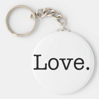Love. Keychain