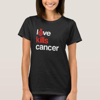Love Kills Cancer - Basic Women's Tee