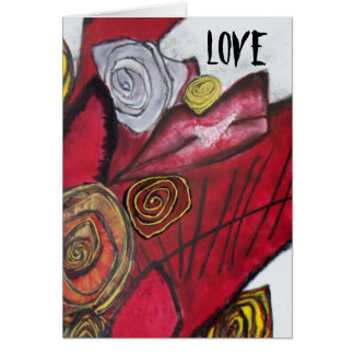 LOVE Kisses Card