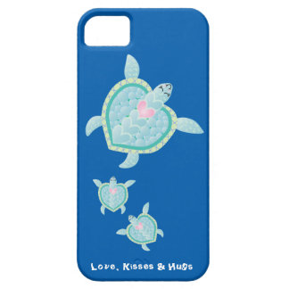 Love, Kisses & Hugs iPhone 5 Cover