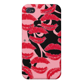 Love Kisses Cases For iPhone 4
