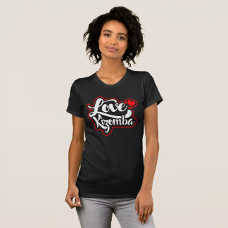 Love Kizomba T-Shirt