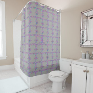 Love Knot Design, Shower Curtain