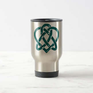 Love Knot Travel Mug