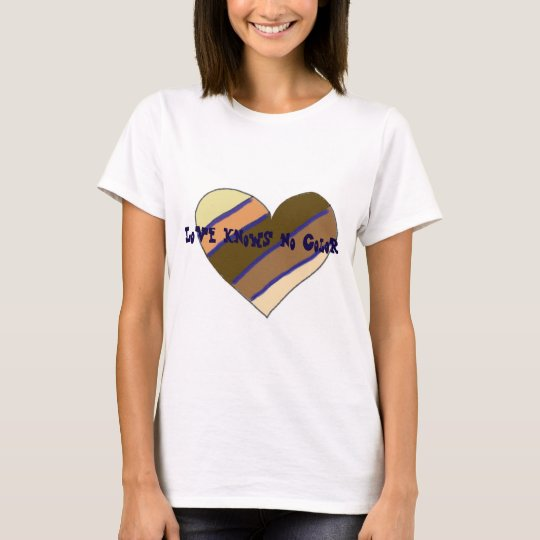 Love Knows No Colour T-Shirt