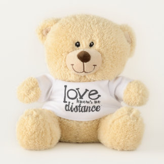Love knows no distance TM Teddy Bear