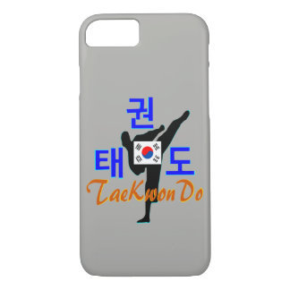 ❤☯✔Love Korean Martial Art-TaeKwonDo Feather-like iPhone 8/7 Case