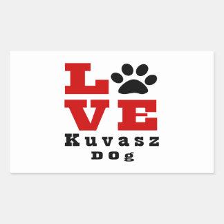 Love Kuvasz Dog Designes