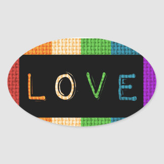 Love Label LBGT Pride and Ally Support
