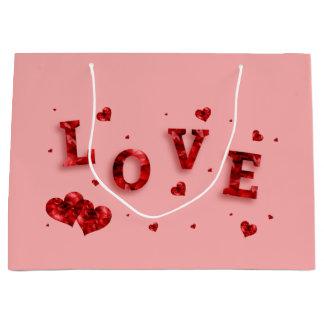 Love Large Gift Bag