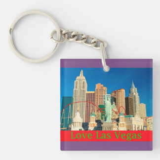 Love Las Vegas Key Chain