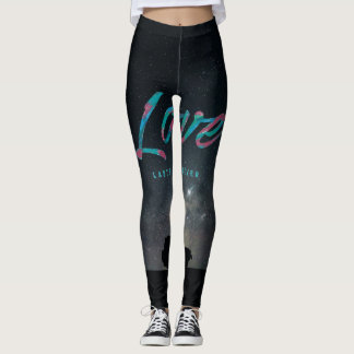... Love Lasts Forever ... Leggings