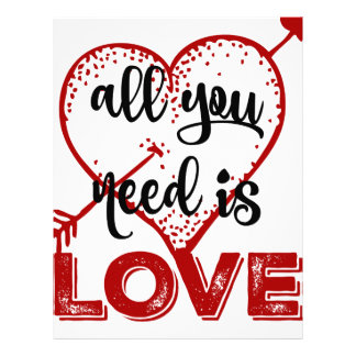Love Letterhead