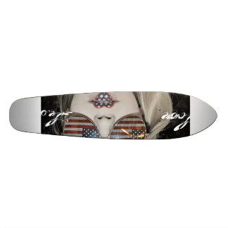 Love Lexi <3 Custom Skateboard