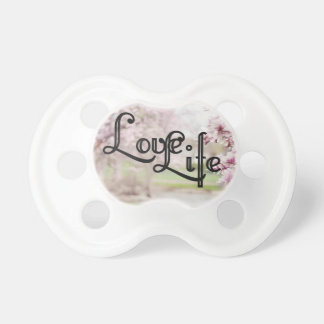 Love Life Baby Pacifiers