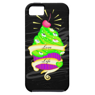 Love Life Cupcake iPhone 5 Cover