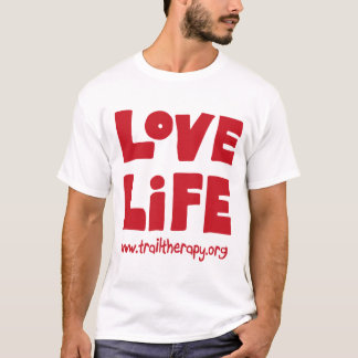 Love Life Microfiber Wicking T-Shirt