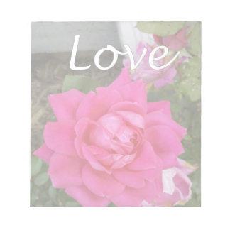 Love Life Notepad