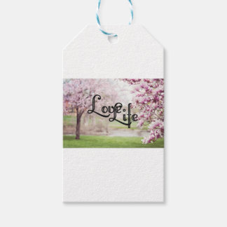 Love Life Pack Of Gift Tags