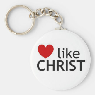 Love Like Christ Key Chain