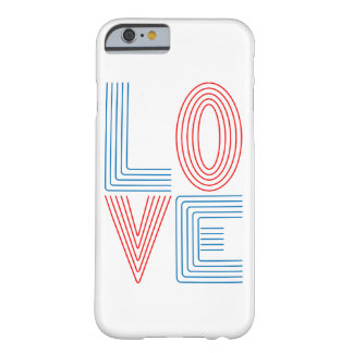 Love line barely there iPhone 6 case