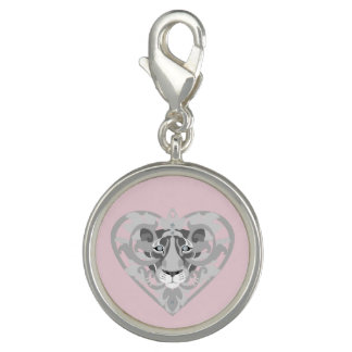 Love Lioness Locket charm