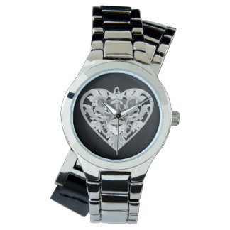 Love Lioness Locket ladies watch