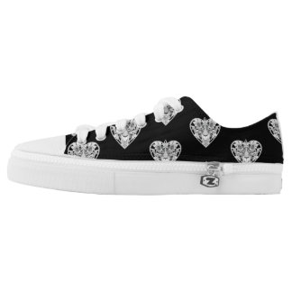 Love Lioness Locket Low-Top Sneakers