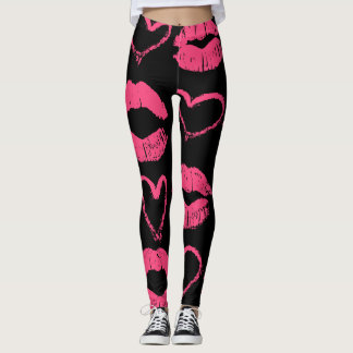 Love Lips Leggings